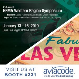 HFMA Western Region Symposium 2019