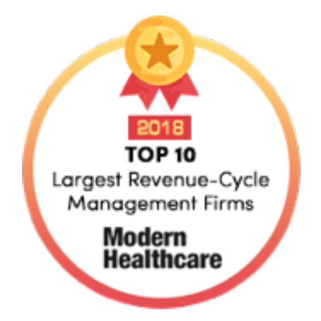 Top 10 Largest Revenue-Cycle Management Firms by Modern Healthcare