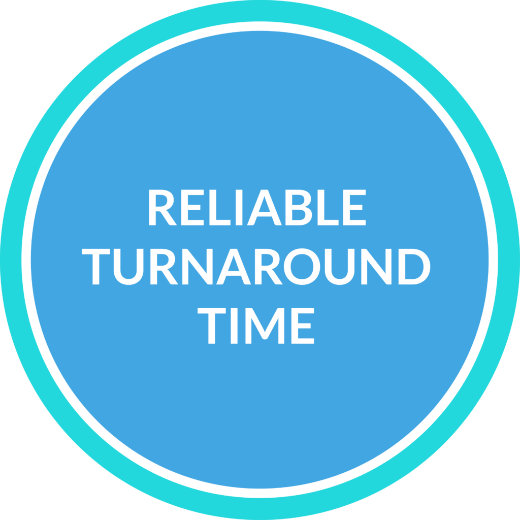 Reliable Turnaround Time - Aviacode