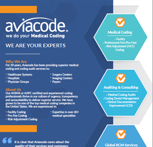 overview brochure - Aviacode