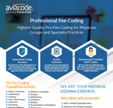 Professional Fee Coding - Aviacode