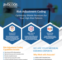 Risk Adjustment Coding - thumbnail image - Aviacode