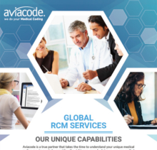global RCM solutions - Aviacode
